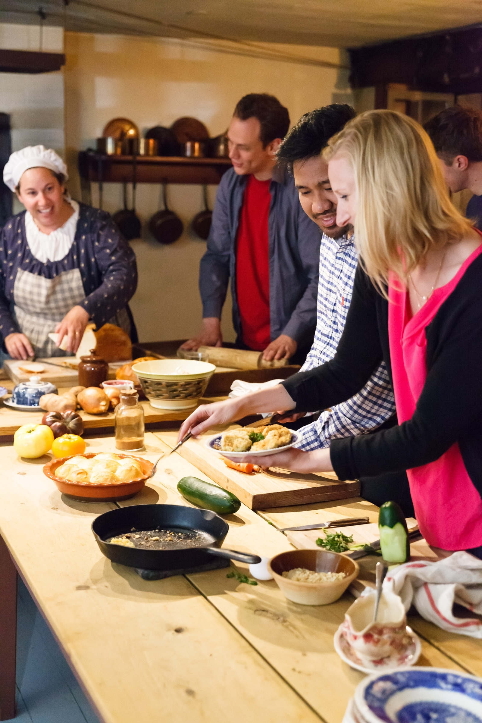 Cast Iron Chef workshop at Dundurn National Historic Site